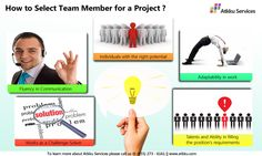 How to Select Team Member for a Project?