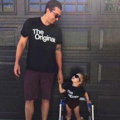 Fashion Original Remix Family Match Clothes Women Men Kids T-shirt Tops Short Sleeve Family Looks Outfit Blusa Shirt