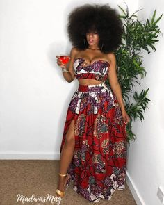 The latest Ankara styles is definitely a step ahead of the game, with these pieces you are sure to be elevated; there are a plethora of cute Ankara styles African Prom Dresses, Latest African Fashion Dresses, African Dresses For Women, African Print Fashion, African Attire, African Wear, African Women, Africa Fashion, African Style