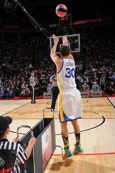 Foot Locker Three-Point Contest: Stephen Curry