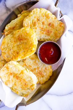 3-Ingredient Baked Breakfast Hashbrowns-9135