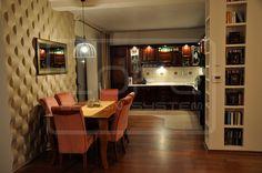 Model 03  - kuchnia/jadalnia. Kliknij zdjęcie by uzyskać więcej informacji lub aby przejść na naszą stronę internetową.