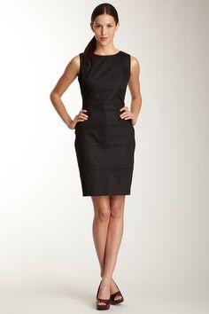Calvin Klein - Tuck Dress