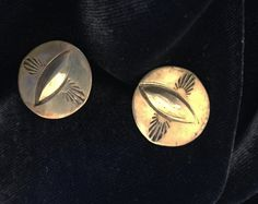 NativeAmerican (or Mexican) sterling silver pins. Find jewels of the southwest at SuddenlySeen on Etsy. For more information visit us at https://www.etsy.com/Shop/SuddenlySeen. #VintageSilverJewelry