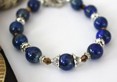 STRESS RELEASERTop Quality Lapis Lazuli Gemstone by iyildiz, $29.00