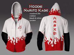 Naruto hokage hoodie