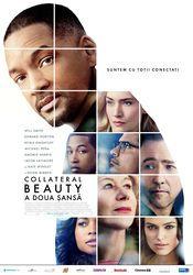 """Howard Inlet (Will Smith), odată un bărbat cu o carieră strălucită, ajunge să renunţe la orice speranţă după ce pierde una dintre cele mai importante persoane din viaţa sa. La intervenţia surprinzătoare şi emoţionantă a prietenilor lui, acesta este forţat să-şi înfrunte toate temerile şi să accepte realitatea înainte de a pierde totul.Regizat de David Frankel """"Collateral Beauty: a doua şansă"""" explorează cu multă emoţie felul în care oamenii reuşesc să găsească frumuseţe în ciuda suferinţei…"""