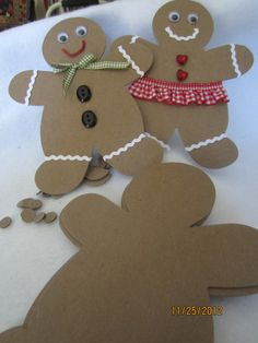 DIY Christmas ornaments Christmas CraftsLarge by PearCreekCottage
