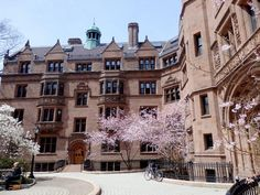 Yale University - New Haven, Connecticut