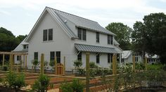 Different angles on a standing seam metal roof - Metal Roof Panels