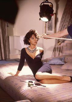 Monica Bellucci fotografiada por Chico Bialas, 1991