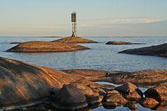 Reefs, Porkkala, Kirkkonummi Finland - Luotoja