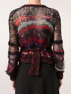 Rodarte Open Knit Sweater - - Farfetch.com