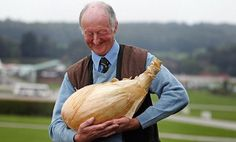 The World's Largest Onion