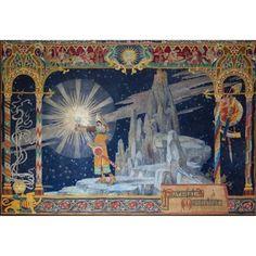 Le saint Graal: Parsifal à montsalvat von Jos Damien