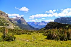 Cycling Trip in Glacier National Park | Cycling House