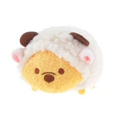 New Year Pooh Tsum Tsum