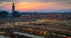 Algunos españoles visitan Marruecos con frecuencia para comprar mercancías que venden al volver a su país.