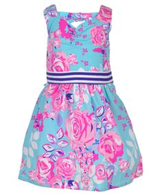 "Sophie Fae Baby Girls' ""Favorite Place"" Dress with Diaper Cover $4.99"