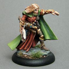 Elquin, high elven adventurer Reaper