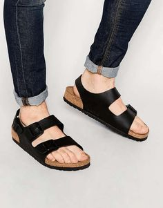 Birkenstock | Milano Sandals #Birkenstock #sandals