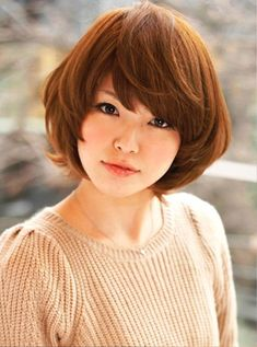 Variety of Short Japanese Hairstyle For Fall hairstyle ideas and hairstyle options. If you are looking for Short Japanese Hairstyle For Fall hairstyles examples, take a look. Messy Short Hair, Asian Short Hair, Haircut For Thick Hair, Short Hair Cuts, Asian Bob, Korean Bob, Asian Bangs, Japanese Short Hair, Japanese Haircut