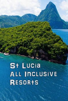 St Lucia Resorts, St Lucia All Inclusive, Caribbean All Inclusive, All Inclusive Family Resorts, Caribbean Resort, Caribbean Vacations, Best Vacations, Vacation Trips, Vacation Spots