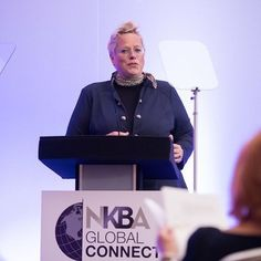 Throwback to last month when I got to welcome the crowd at @thenkba 's #NKBAglobalconnect Business Summit in Cheshire, UK. NKBA has launched the program in 2017 and has since then created dozens of  opportunities for designers, media, brands and other KB