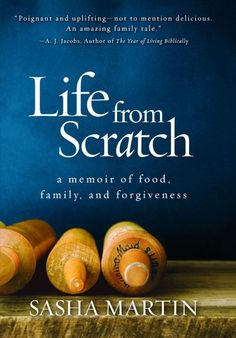 Life from Scratch by Sasha Martin: The author, a popular food blogger, reaches into her past to figure out why she began cooking in the first place. As she untangles her deeply emotional relationship with food, what she finds out about herself will make you cry and laugh—and feel very hungry. Click through to find more of the best summer beach reads for 2017.