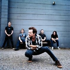 New picture of Pearl Jam - 2013