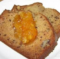 Easy Persimmon Bread Recipe - I made this recipe into muffins and baked for 40 minutes. I also left out the nuts per my daughter, Sarah's request ;) Came out great!!