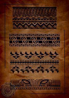 TATTOO MAORI: MAORI TATTOO BRACELETE #maoritattoosbracelet #marquesantattooshalfsleeves #marquesantattoosbracelet