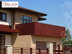 White Hills Verblendziegel Serie Lauter 520-50 (Ziegelfassade) - White Hills facing brick Bricks, Garage Doors, Outdoor Decor, Home Decor, Brick, Decoration Home, Room Decor, Home Interior Design, Carriage Doors