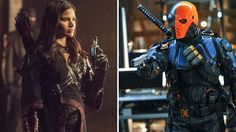 THR rounds up all the key twists, new mysteries and extra from this week in DC Comics TV reveals.         Welcome to The Hollywood Reporter's weekly DC TV Watch, a rundown of all issues DC Comics on TV.   #'American