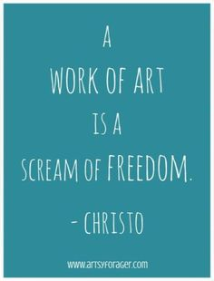 christo_quote_art                                                                                                                                                                                 More