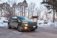 I spent 4 weeks with a Cherokee KL while my Wrangler was getting a new engine here are my impressions [BLOG POST] #jeep #jeeplife #Wrangler #jeeps #Cherokee #JeepMafia #offroad #4x4