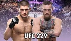 How long until the UFC 229 Nurmagomedov vs McGregor mega fight on? If you want to watch 229 UFC PPV live event online for free. Ufc Live Stream, Upcoming Matches, Boxing Fight, Ufc Fight Night, Conor Mcgregor, 30 Years Old, Irish Men, Mixed Martial Arts, Live Events