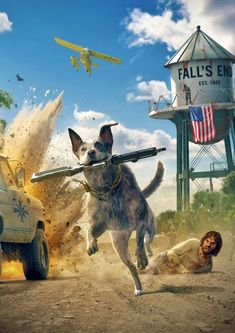 Beautiful Far Cry 5 artwork uploaded by NetDevil - Boomer - Key Art (Vertical Clean) Far Cry 5 Ps4, Far Cry 5 Game, Video Game Posters, Video Game Art, Video Games, Gaming Wallpapers, Animes Wallpapers, Overwatch, Definition Of Insanity