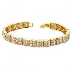 Peora | Carena - 18 Karat Gold Plated - Bangles and Bracelets - Women's Jewellery - Jewellery | Fine Silver Jewellery