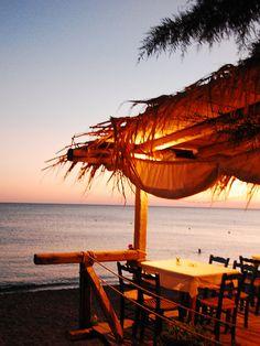 Eressos, tavern Most Favorite, Places Ive Been, Greece, Sea, Island, Explore, Facebook, World, Outdoor Decor