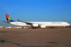 South African Airways Airbus A340-642