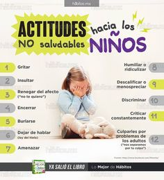 Hábitos Health Coaching | Actitudes no saludables hacia los niños… Education Issues, Kids Education, Art Therapy Activities, Learning Activities, Kids And Parenting, Parenting Hacks, Kids News, Happy Mom, School Psychology