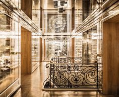 Maison Guerlain Perfumery by Peter Marino Architects
