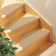 Best 13 Step 100 Rubber Indoor Outdoor Stair Treads Non Slip 400 x 300