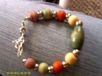 COLORED BRACELET(FREE SHIPPING!!!!!!!!)