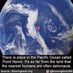 Mind Blowing Facts, Interesting Information, Pacific Ocean, Mind Blown, Fun Facts, World, Amazing, Instagram, Bucket
