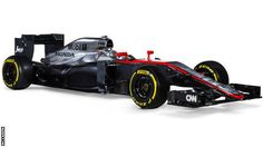 McLaren have unveiled their new car. Find out all about it http://bbc.in/1txqkn7  #F1