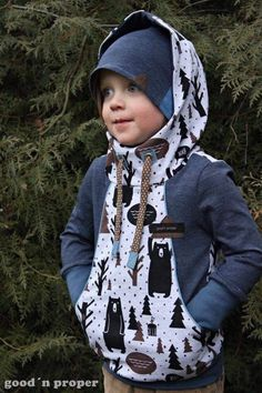 Trendy Sewing Patterns For Baby Clothes Ideas Ideas Sewing Shirts, Sewing Clothes, Diy Clothes, Baby Clothes Patterns, Clothing Patterns, Sewing Patterns, Sewing Ideas, Baby Patterns, Kids Clothing