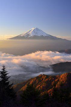 Fuji-san 富士山.