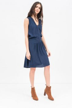 ROBE LOULOU, Robe Femme - SINEQUANONE